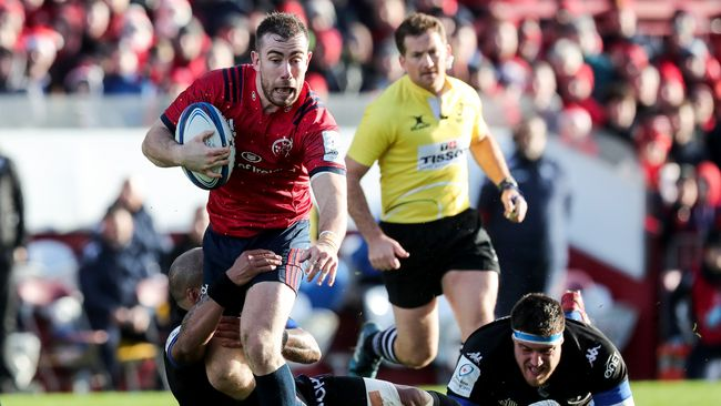 Hanrahan Scores 20 Points As Munster Win Scrappy Contest With Castres
