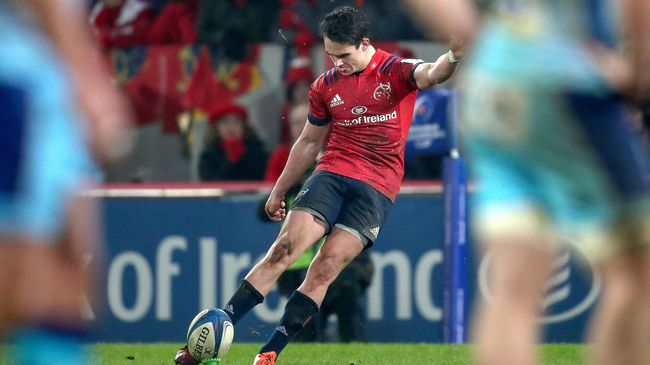 Carbery Nails Crucial Kick To Seal Munster's Quarter-Final Place