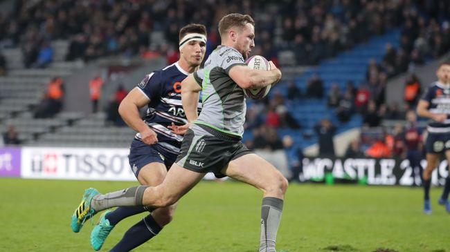 Carty Strikes Late As Connacht Tee Up Sale Rematch