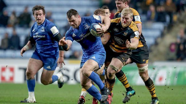 Leinster Top Pool To Set Up All-Irish Quarter-Final Against Ulster