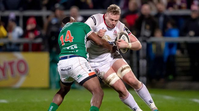 Penalty Try Sees Ulster Rescue Draw From Jaws Of Defeat