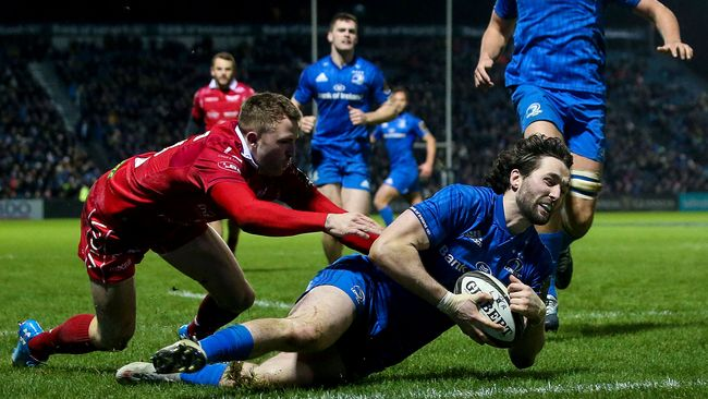 Leinster Edge Out Scarlets Thanks To Lowe And Daly Tries