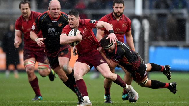 Van Graan Praises Munster's Composure To See Out Scrappy Victory