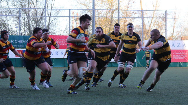 Two-Try McSwiney Stars In Lansdowne's Bonus Point Win