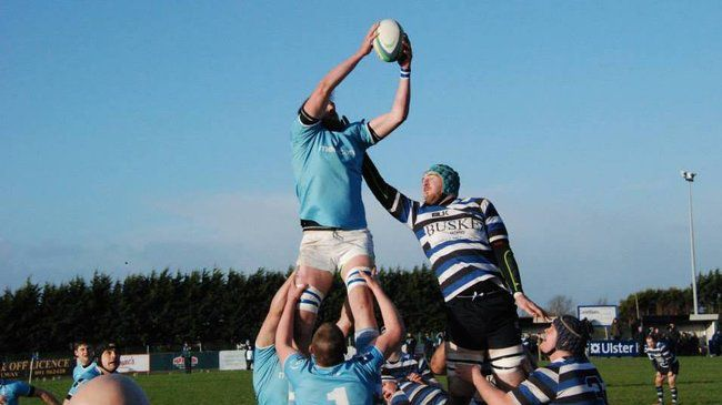 Six-Try Garryowen Sweep Corinthians Aside