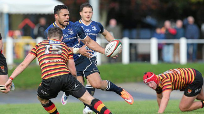 Rare British & Irish Cup Defeat For Leinster 'A'