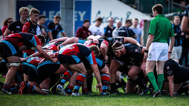 Ballymena Overhaul 'Quins In Exciting Ulster Derby