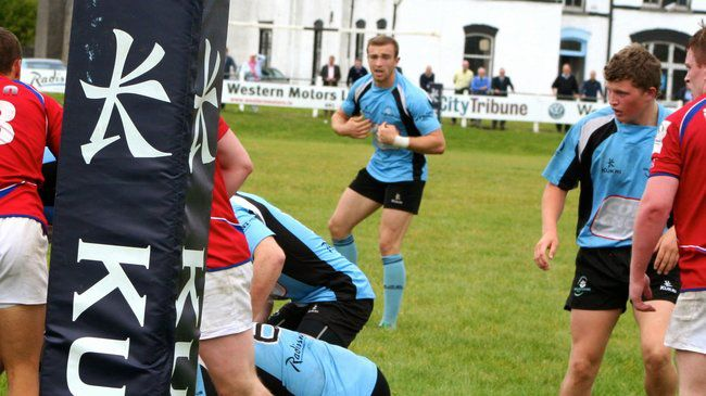 Gaffney Kicks Galwegians To Last-Gasp Victory