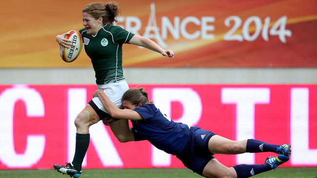 Ireland Lose But Earn Best Ever WRWC Finish