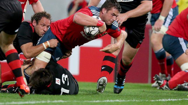 Edinburgh Upset Munster On PRO12's Opening Night