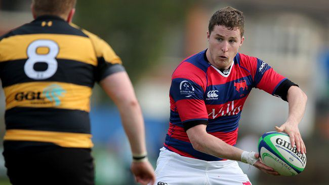 Joyce Drives Clontarf To Musgrave Success
