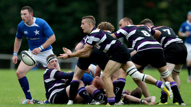 Terenure Take Dublin 6W Derby Spoils