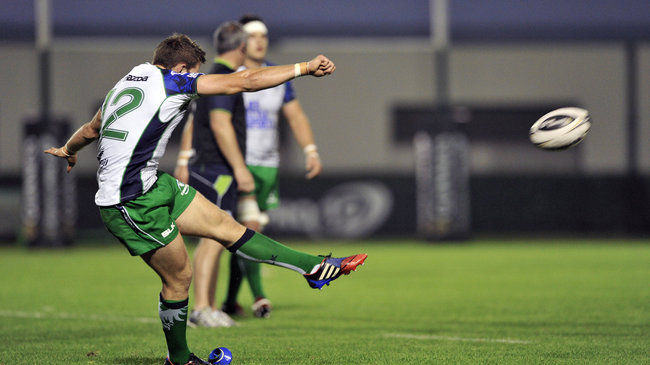 Connacht Triumph Thanks To Ronaldson's Boot