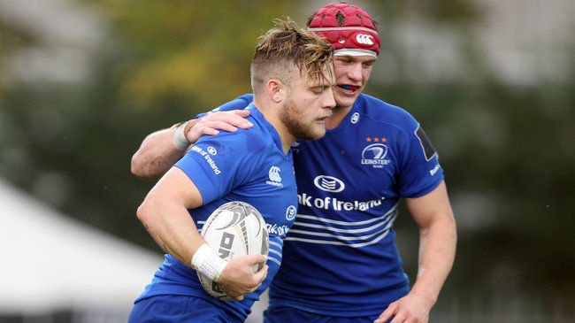 Leinster Return To Winning Ways In Parma