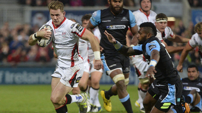 Gilroy And Bowe Tries Take Ulster Past Glasgow