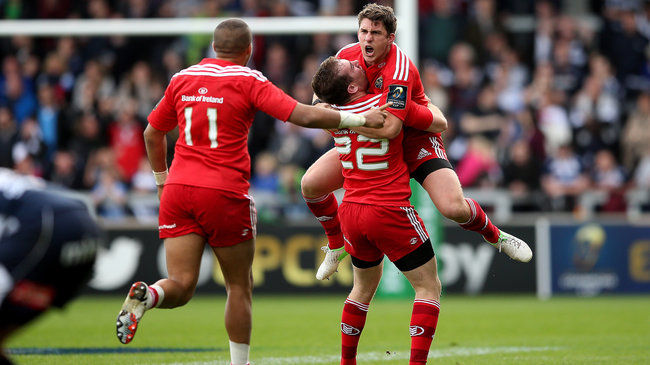 Keatley Completes Another Magical Munster Comeback