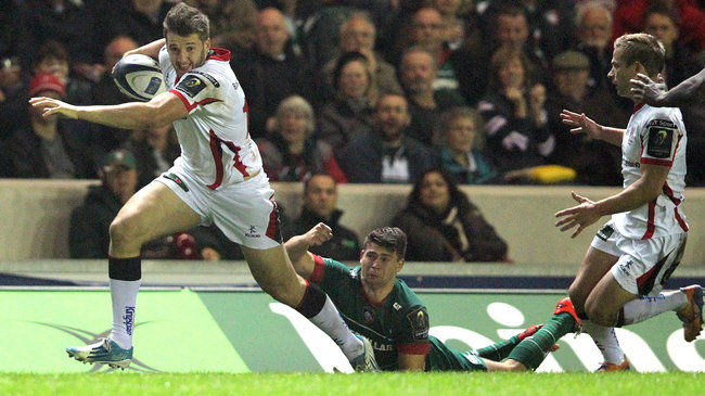 Ulster Have To Settle For Losing Bonus Point