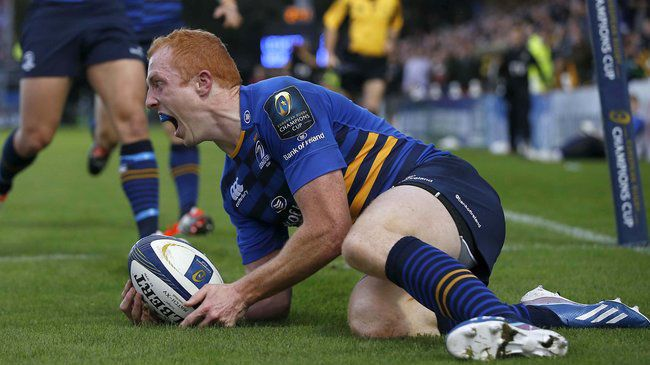 Fanning Double Helps Leinster Edge Out Wasps