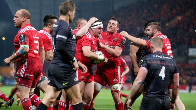 KIlcoyne Try Sees Munster Take Control