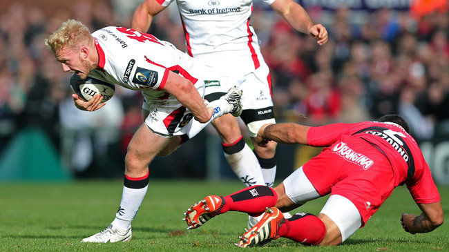 Ulster Fall To Two-Try Toulon