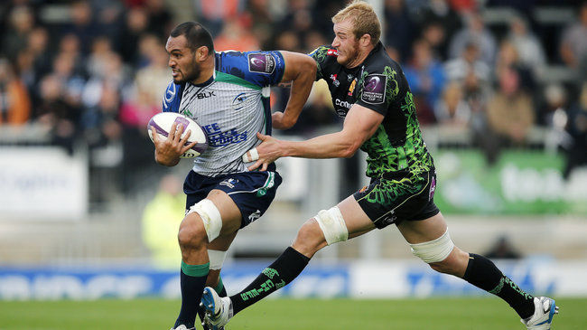 Heavy Defeat For Connacht In Exeter