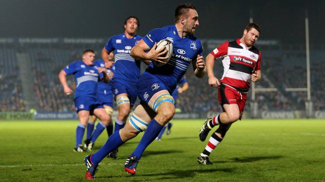 Leinster Run Five Tries Past Weakened Edinburgh