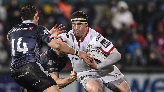 Ospreys Have Wings Clipped By Determined Ulster