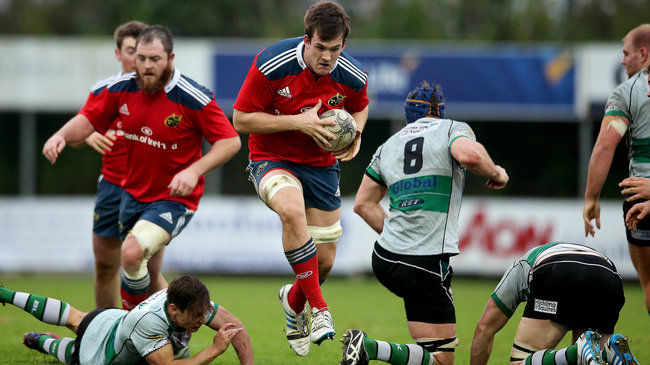 Munster 'A' Recover To Earn Cork Success