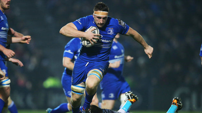 Leinster Close Out Hard-Fought Home Victory