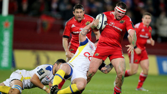 Munster Made To Pay For Poor Start