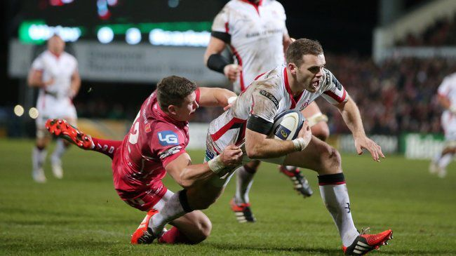 Ulster Stay In The Hunt With Bonus Point Win