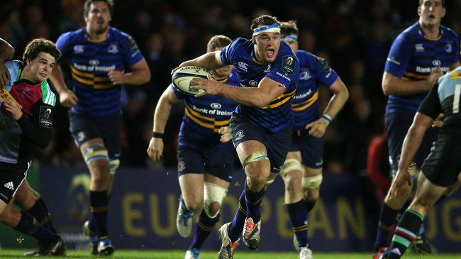 Leinster Lose Tight First Contest With 'Quins