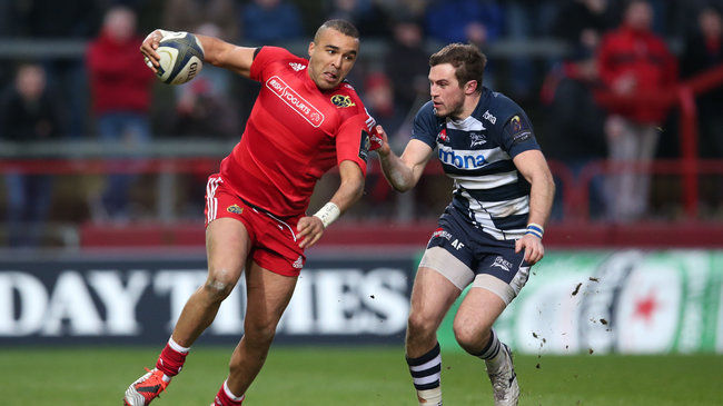 Munster Sign Off With Runaway Nine-Try Win