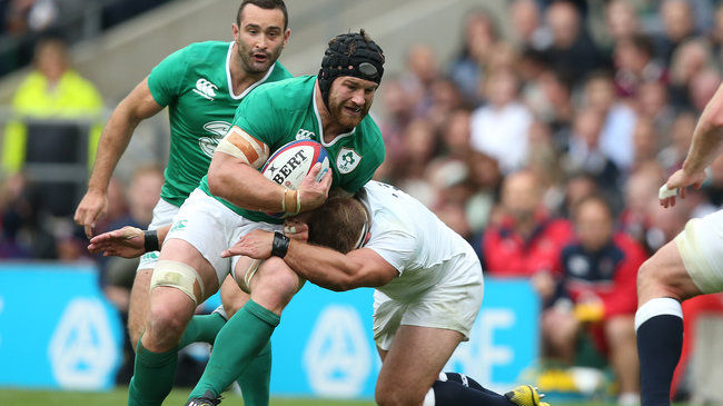 England Consign Ireland To Second Warm-Up Defeat