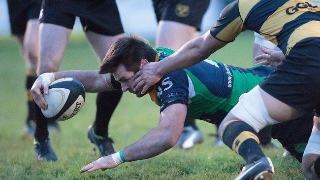 Ballynahinch Burst Clear Of Cookies In Second Half