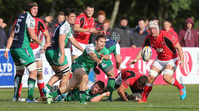 Connacht Eagles Claim Bonus Point In Bristol Defeat