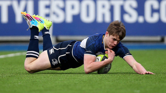 Leinster 'A' Run Nine Tries Past Plymouth