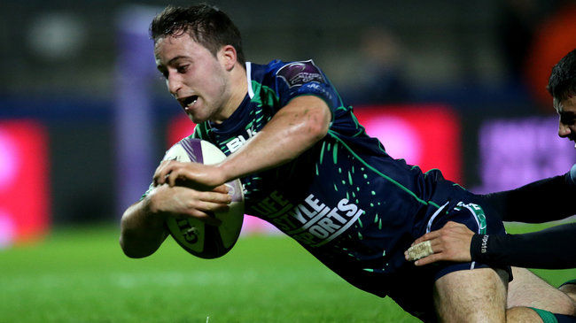 Blade Double Guides Connacht To Famous French Win