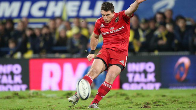 Munster Claim Late Losing Bonus Point In Clermont