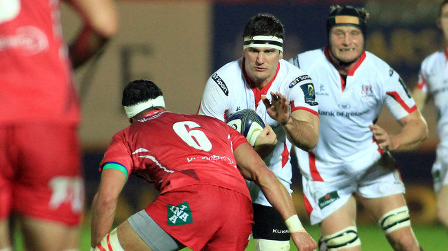 Ulster Stung By Scarlets Defeat