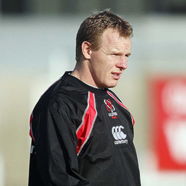 Former Ulster coach Mark McCall