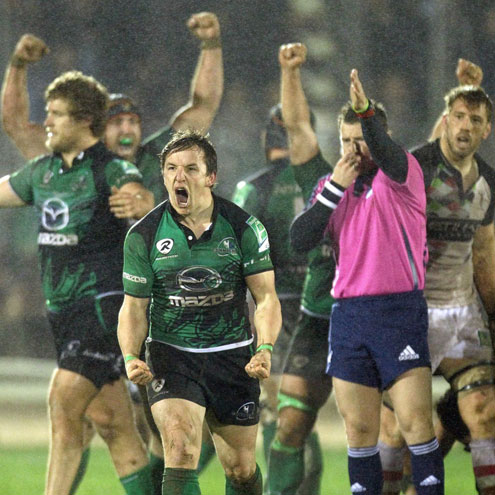 Irish rugby's year in pictures
