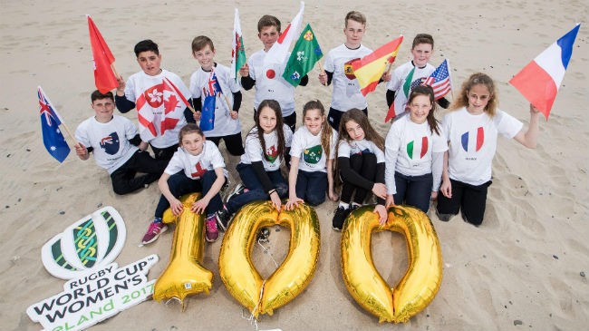100 Days To Women's Rugby World Cup 2017