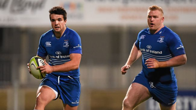 Leinster 'A' Team Announced For Moseley Match