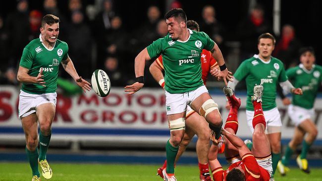 In Pics: Ireland Under-20s 24 Wales Under-20s 35