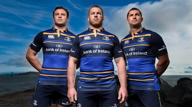 Leinster Confirm Squad For Champions Cup