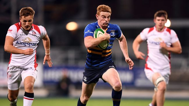 Leinster 'A' Warm Up For B&I Cup With Runaway Win
