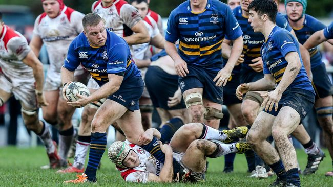 Cronin Makes Try-Scoring Return With Leinster 'A'