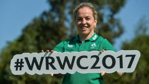 Ireland Women's Squad Announcement For WRWC 2017, UCD, Dublin, Monday, July 24, 2017