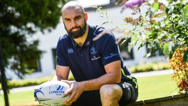 Fardy 'Honoured' To Take Up 'Fantastic Opportunity' With Leinster